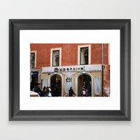 Expensive! Framed Art Print