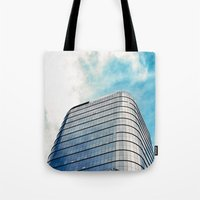 Big Building Tote Bag