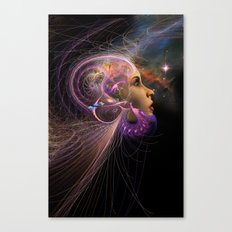 Starborn Canvas Print
