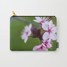 Cherry Blossom. Carry-All Pouch