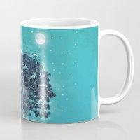 Deep Tree Diving  Mug