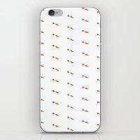 CARROT PATTERN iPhone & iPod Skin