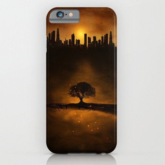 underground energy iPhone & iPod Case
