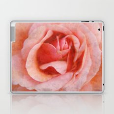 Peach Rose Laptop & iPad Skin