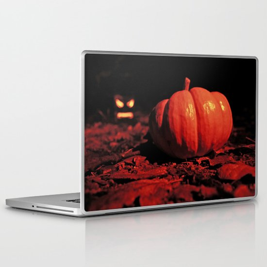 October surprise Laptop & iPad Skin