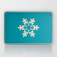 Snowflake, Winter, Chris… Laptop & iPad Skin