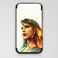 When The Sun Came Up iPhone & iPod Skin