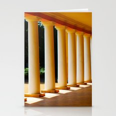 Columns Stationery Cards