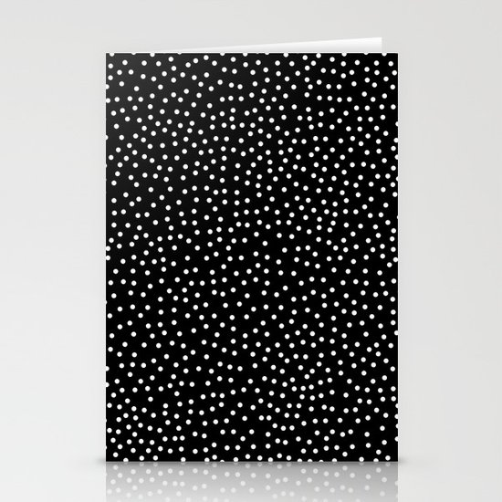 Dots Stationery Card