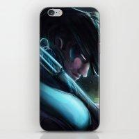 Nightwing iPhone & iPod Skin