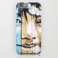 iPhone & iPod Case featuring Histoires de pouvoir 2 by MATEO