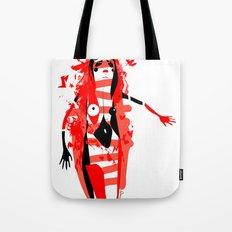 Run - Emilie Record Tote Bag