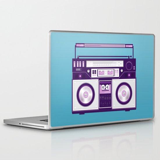 Listen to my... Laptop & iPad Skin