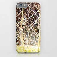 Nature finds the way inside... and outside... Everywhere! iPhone 6 Slim Case