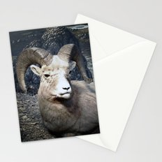 Tom Feiler Mountain Goat Stationery Cards