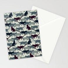 Cat Camo Stationery Cards