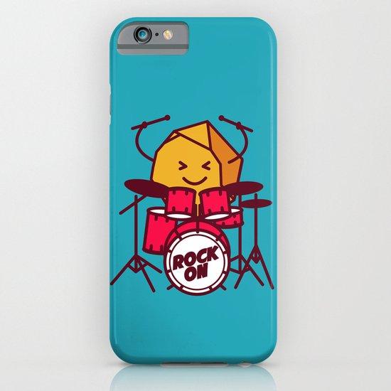 Rock rocking rock iPhone & iPod Case