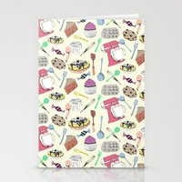 Leah's Kitchen Stationery Cards