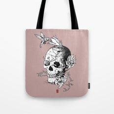 Skull one B Tote Bag