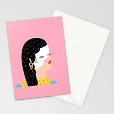 fuego camina conmigo Stationery Cards