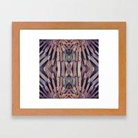 Rust 3 Framed Art Print