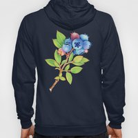 Wild Maine Blueberries Hoody