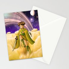 Saturn Princess (Revision) Stationery Cards