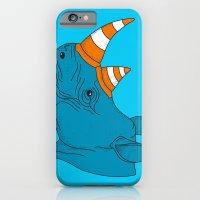 Rhino Video Player iPhone 6 Slim Case