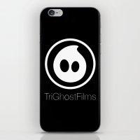 TriGhostFilms iPhone & iPod Skin
