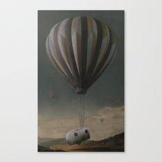 Communikey Canvas Print