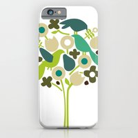 iPhone & iPod Case featuring birdy num num by TeeLou