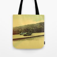 Cuban Cars Tote Bag