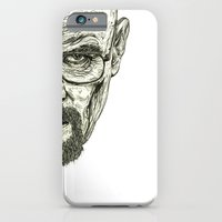 breaking bad iPhone & iPod Cases featuring Breaking Bad by Adam McDade