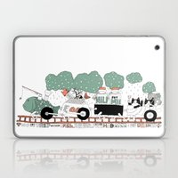 Train Laptop & iPad Skin