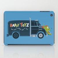 The Happy Toyz Van iPad Case