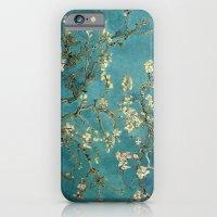 Van Gogh - Blossoming Al… iPhone 6 Slim Case