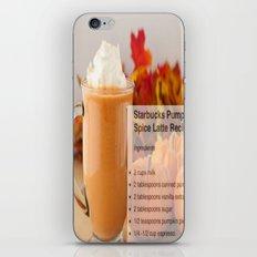PSL  iPhone & iPod Skin