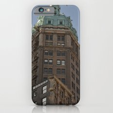 heritage vancouver iPhone 6 Slim Case
