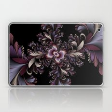 Feather flowers Laptop & iPad Skin