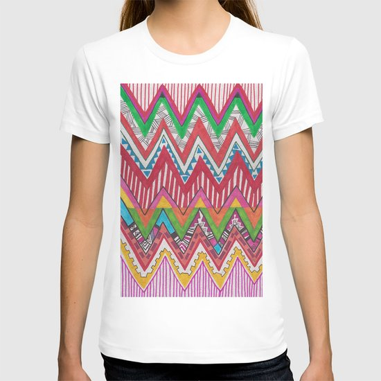 Peruvian Waves T-shirt
