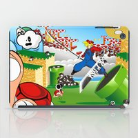 WHAT IF ..aka Mushroom K… iPad Case