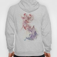 Flight Of Bats Hoody