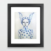 Cinnamon Framed Art Print
