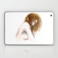 Hidden Girl Laptop & iPad Skin
