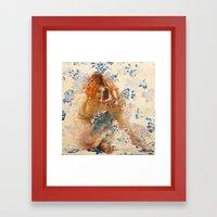 Marbree Framed Art Print