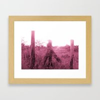beauty of nature 4 Framed Art Print