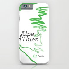 Famous Climbs: Alpe d'Huez 1, Modern Spring Slim Case iPhone 6s