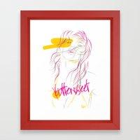 buttersweet Framed Art Print