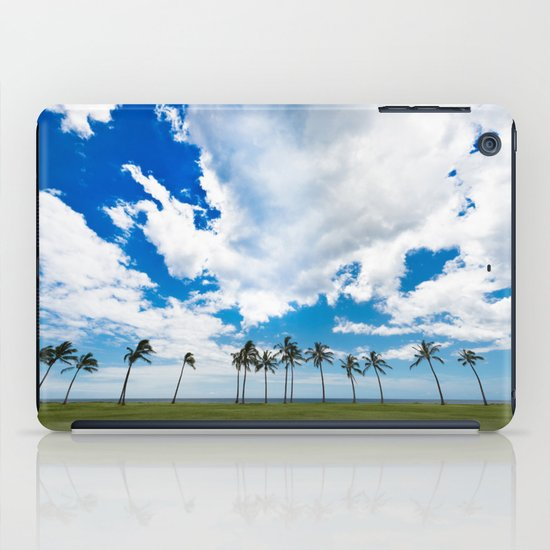 Somewhere in Paradise iPad Case