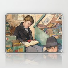 The Bookseller's Son Laptop & iPad Skin
